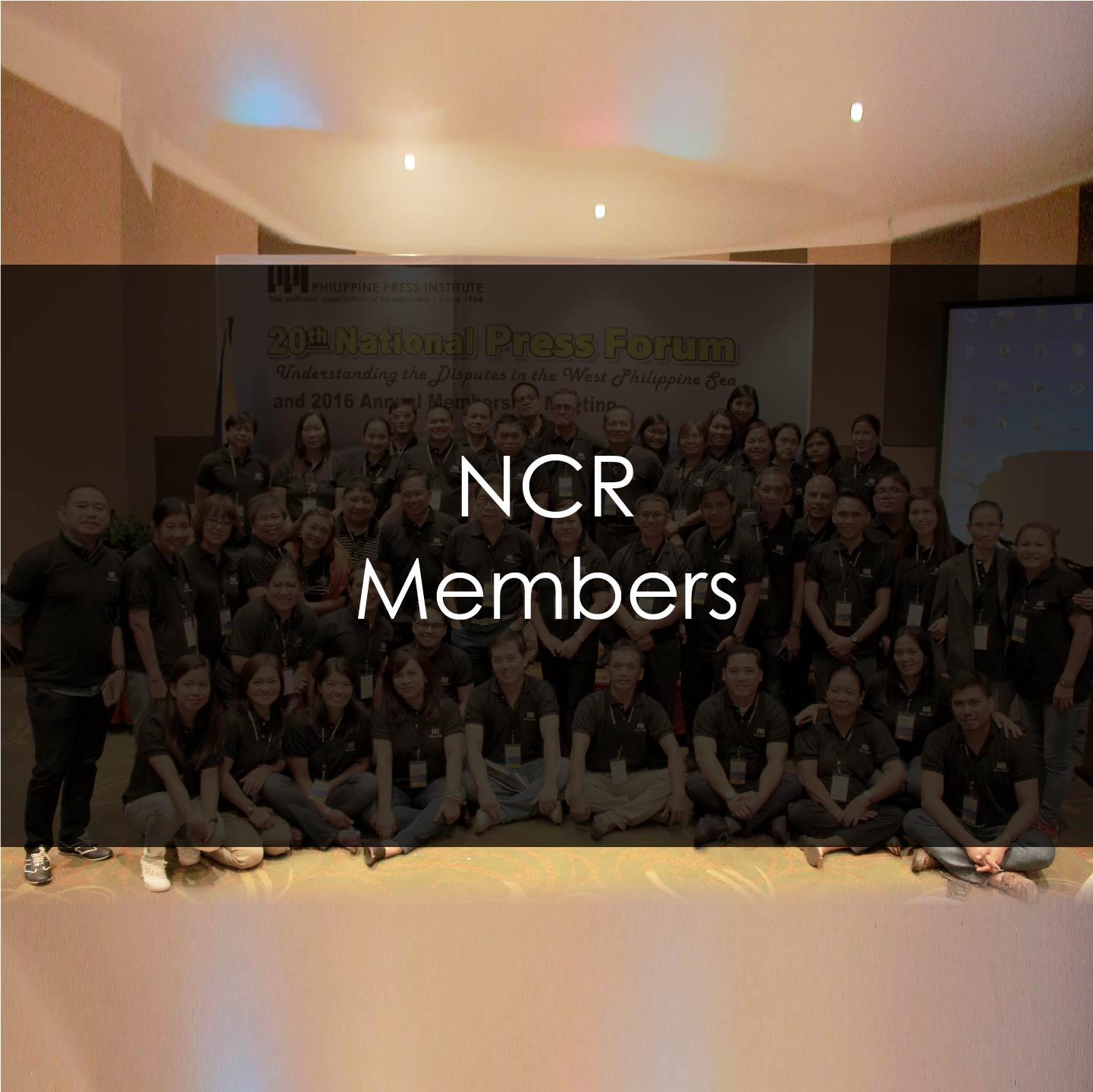 PPI NCR Members Thumbnail