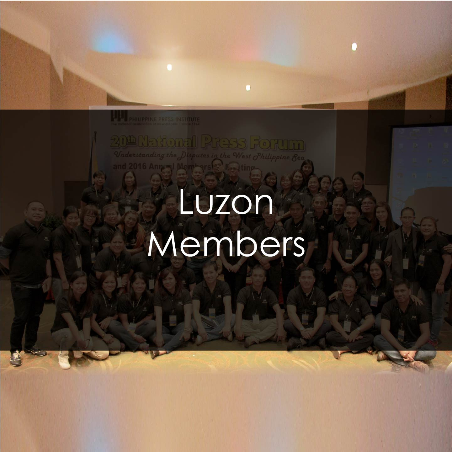 PPI Luzon Members Thumbnail