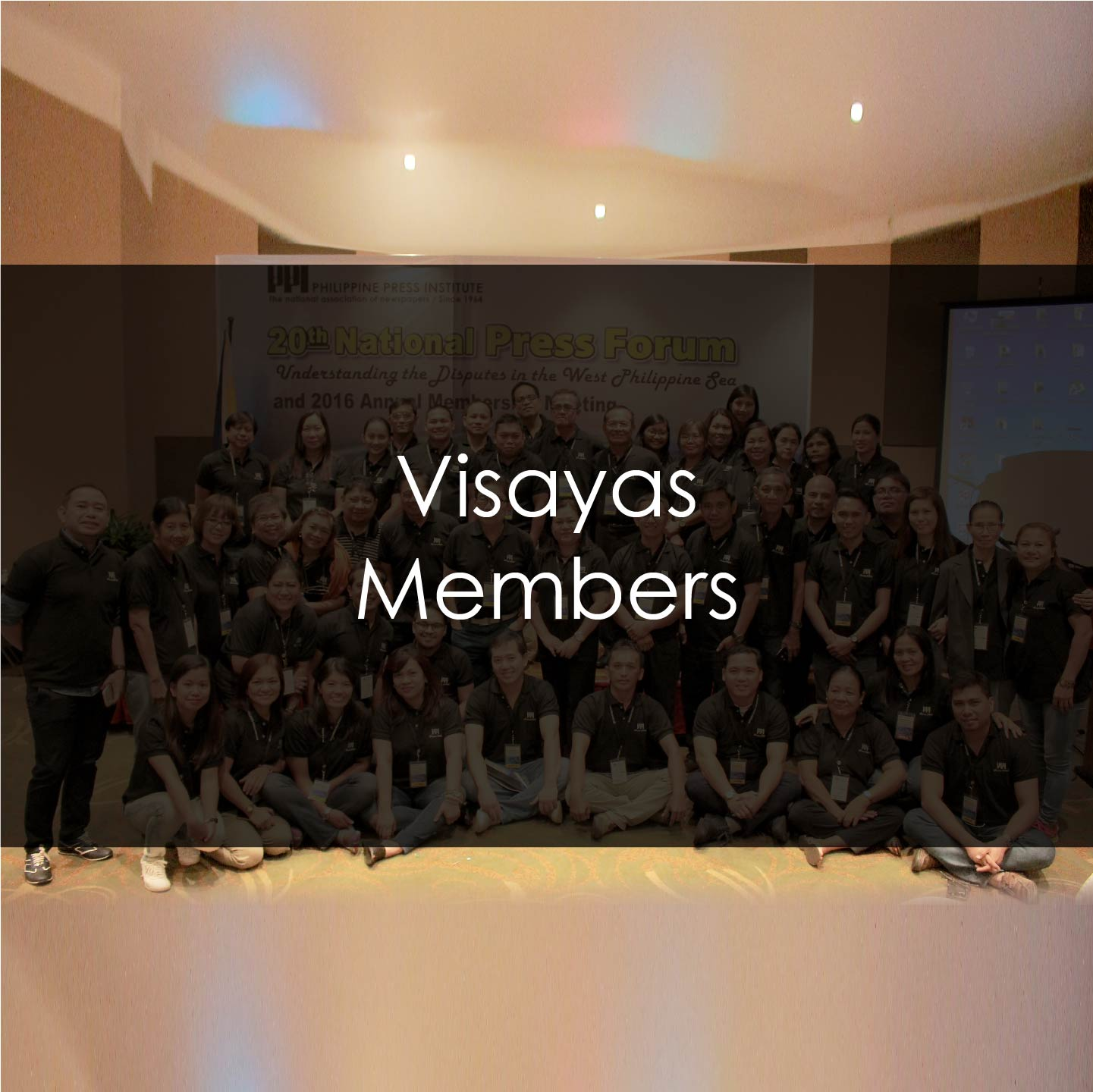 PPI Visayas Members Thumbnail