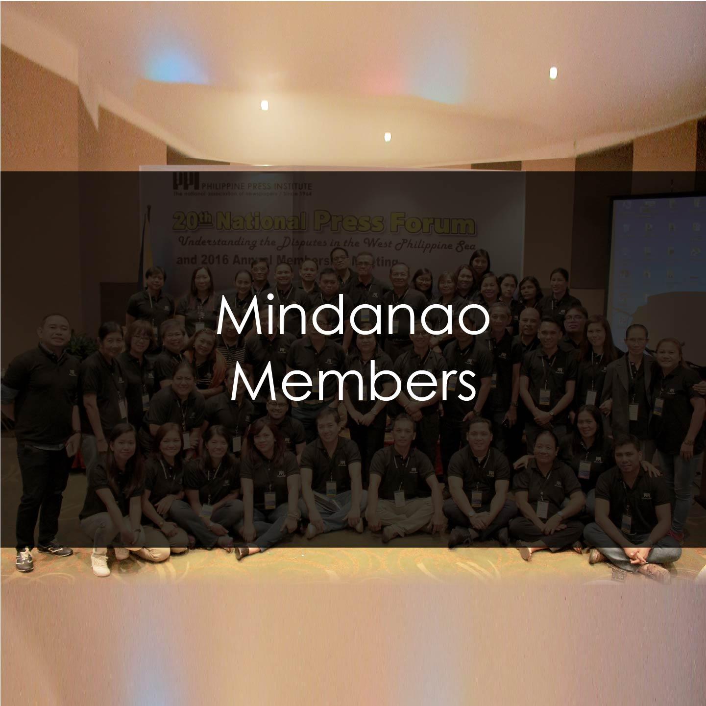 PPI Mindanao Members Thumbnail