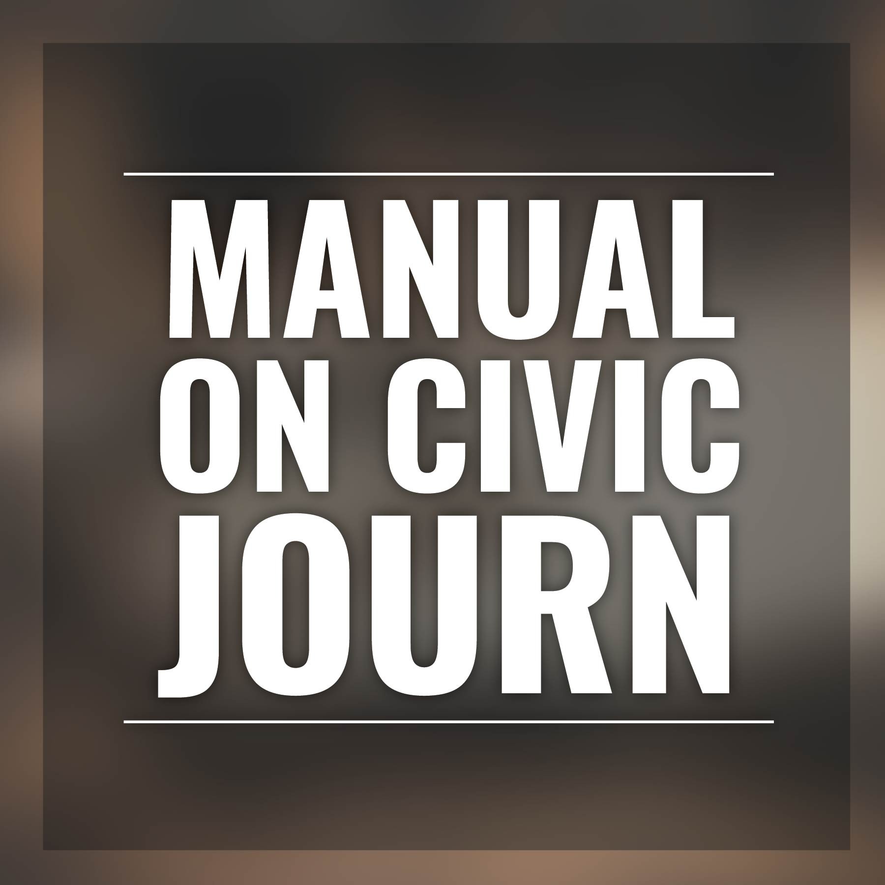 Manual on Civic Journ-01