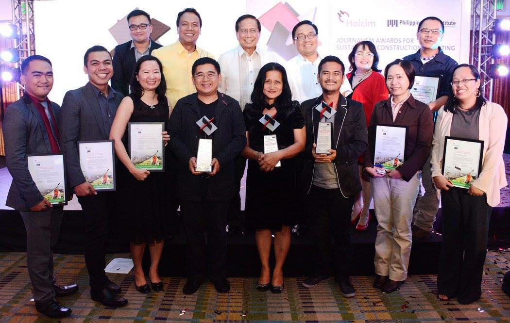 PPI-Holcim JASCOR Awards for FB